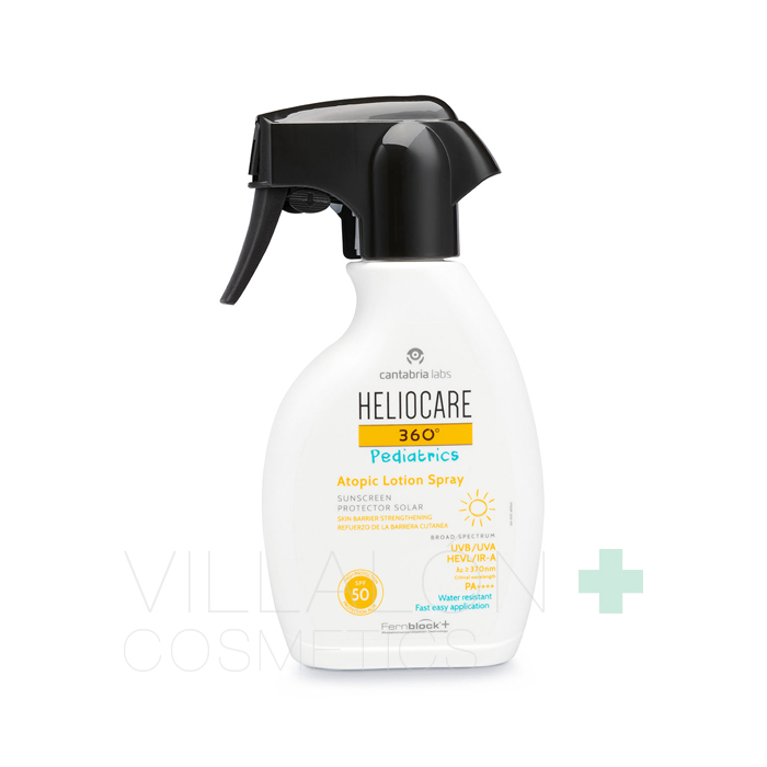 HELIOCARE 360º Pediatrics Atopic Lotion Spray SPF 50