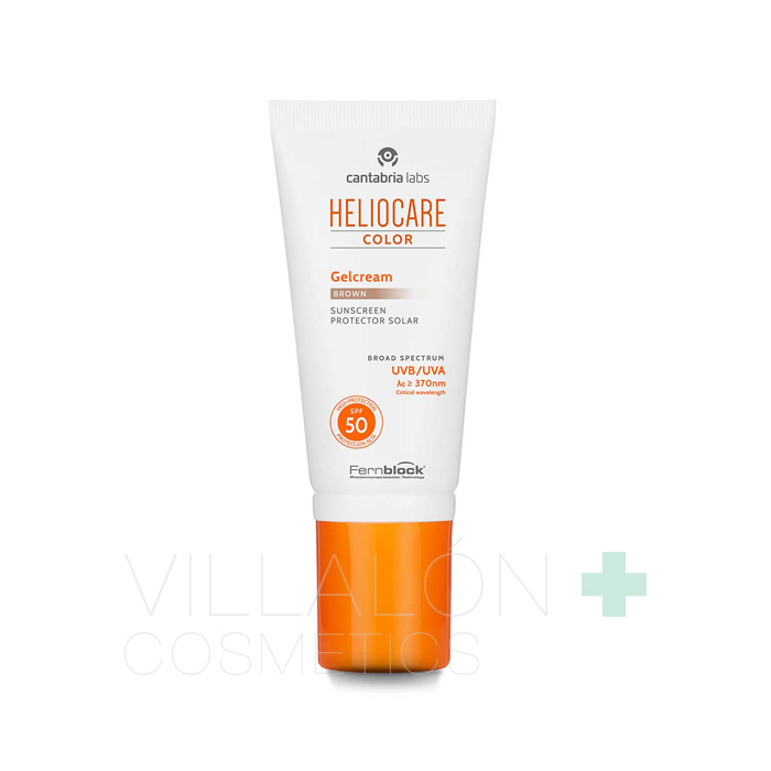 HELIOCARE ADVANCED GELCREAM SPF50 COLOR BROWN