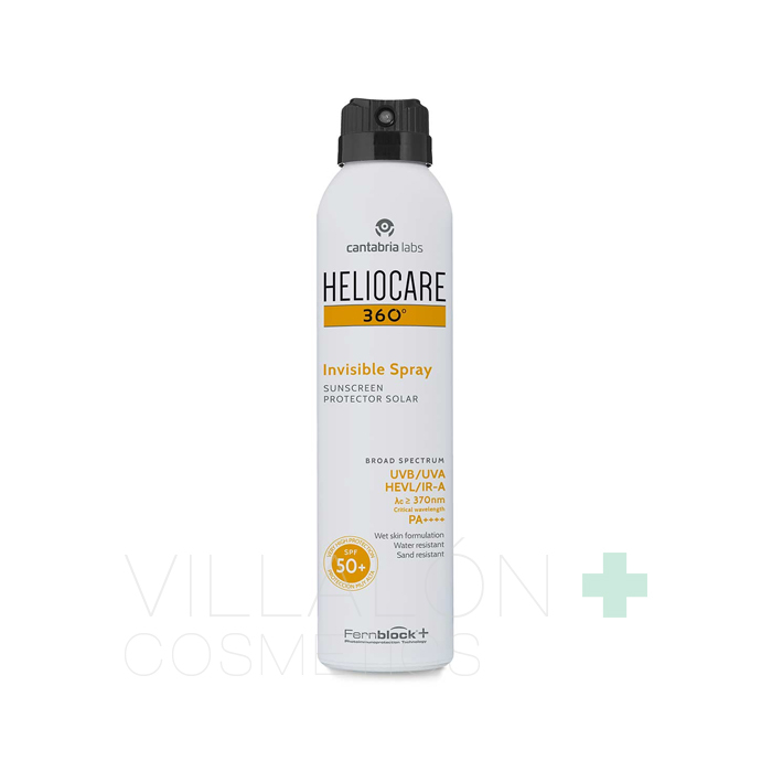 HELIOCARE 360º Invisible Spray SPF 50+