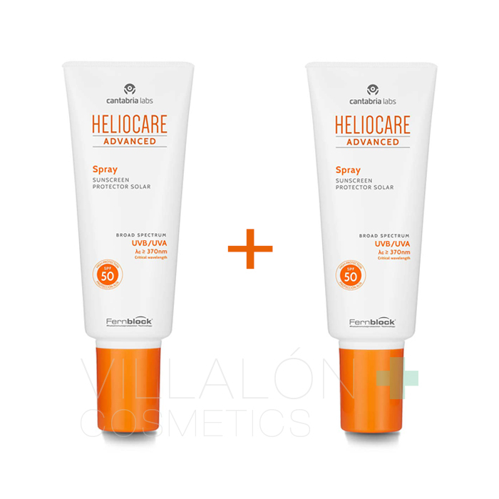 HELIOCARE ADVANCED SPRAY SPF50 DUPLO