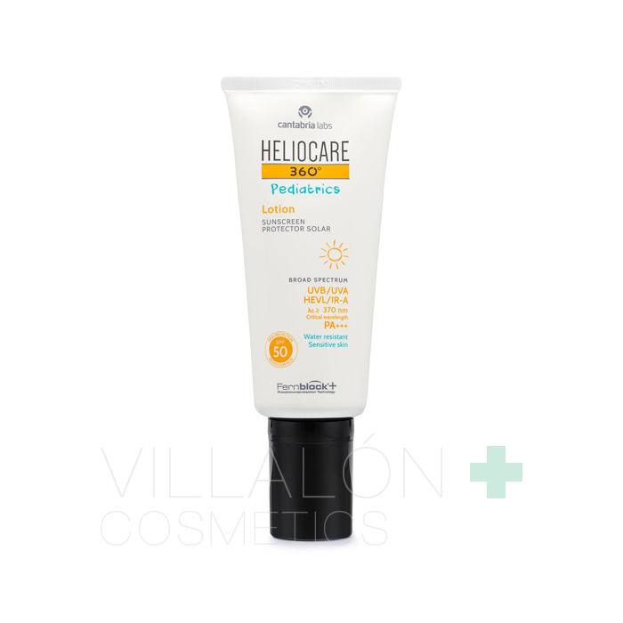 HELIOCARE 360º Pediatrics Lotion SPF50