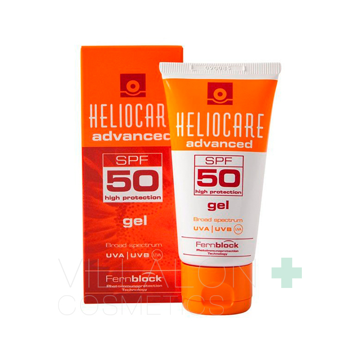 HELIOCARE ADVANCED GEL CORPORAL SPF50