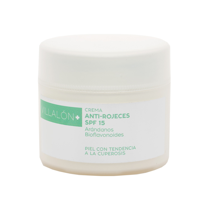 CREMA ANTI-ROJECES SPF15